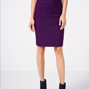 NWOT RW&Co high rise pencil skirt